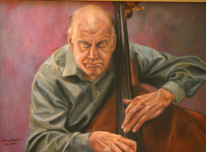 The great bassist, Linc Milliman